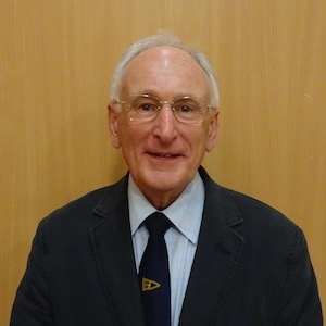 Michael Brookman : Honorary Treasurer